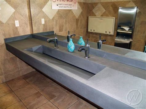 commercial bathroom sinks and counters 38 best bathroom concrete sinks countertops images on
