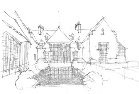 residential ink home design drafting drawing to a conclusion the art of architecture part 1