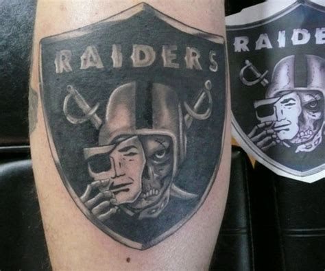 raiders tattoo picture at checkoutmyink com