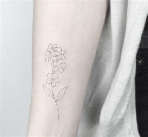 minimalist flower tattoo 20 minimalistic flower tattoos for women tattooblend