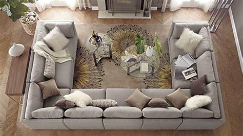 u type sofa importance of u shaped sofa in the furniture market