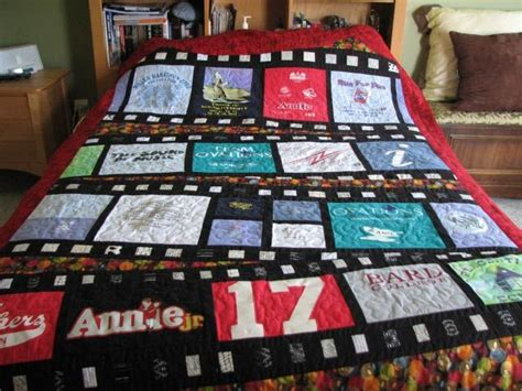 t shirt quilt ramrath designs craft