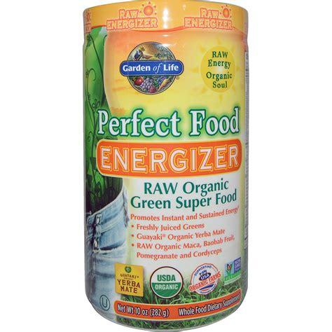 garden of energizer garden of food energizer organic green food 10 oz 282 g iherb
