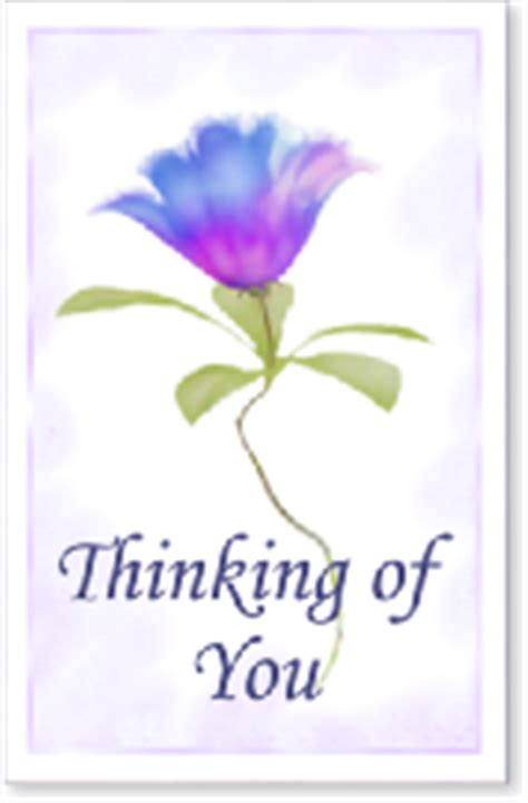 thinking of you card template free printable greeting cards thank you thinking of you get