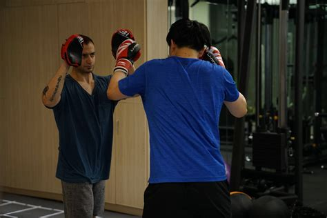 buy private boxing training experiences   shanghai