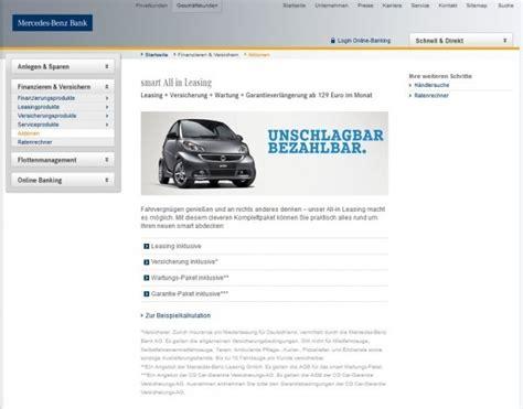 Kfz Leasing Versicherung Enthalten by Autoversicherung Bei Finanzierten Geleasten Fahrzeugen
