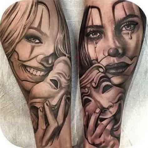 tattoo viso geisha chora agora ri depois tatuagens ideias de tatuagens e