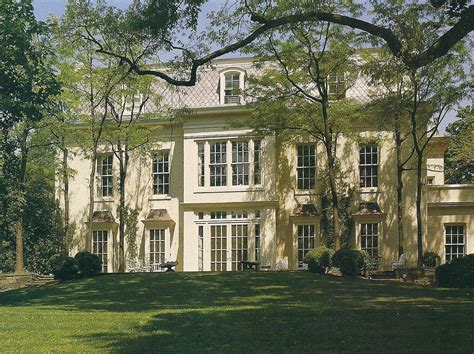 Pictures Of Country Homes Interiors by The Devoted Classicist Katharine Graham Georgetown