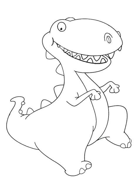 cute dinosaur coloring pages  kids  getdrawings