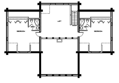 mountain view floor plans mountain view log home 9438 3 bedrooms and 2 baths the