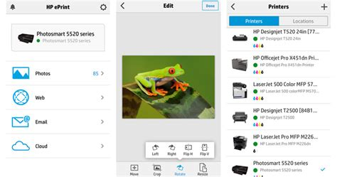 hp eprint mobile app 5 of the best mobile printing apps for ios