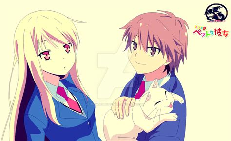 sakurasou no pet sakurasou no pet na kanojo wallpapers anime hq sakurasou