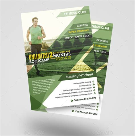 21 training brochure templates psd vector eps jpg