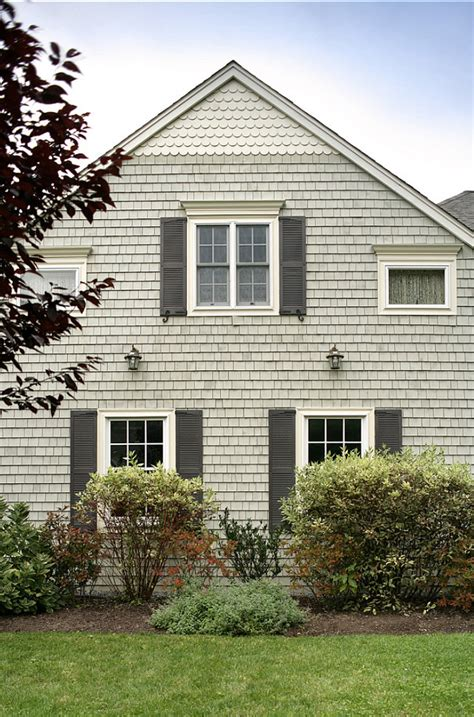 nantucket gray exterior house color