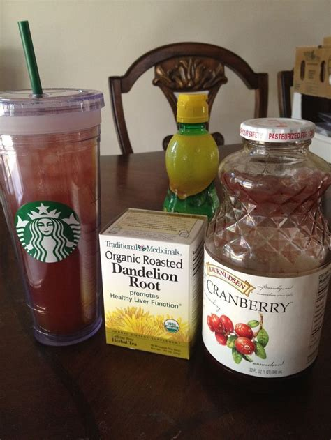 Detox Teas At Starbucks by 1000 Ideas About Detox Tea On Weight Loss