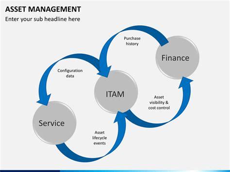 asset management powerpoint template sketchbubble