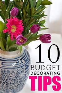decorating ideas on a budget decorating tips on a budgetlivelovediy budget decorating