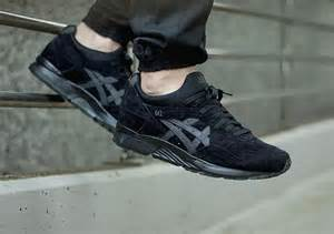 asics gel lyte v black cool sneakers