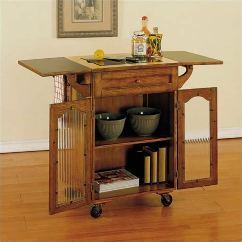 oak kitchen island cart kitchen carts and islands of me