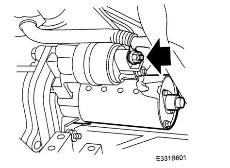 function of motor starter starter motor parts and functions