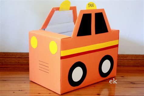box car cardboard box emilia keriene
