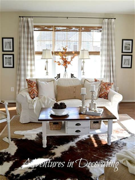 Autumn Living Room Fall Living Room Makeover Hometalk Decorating Ideas