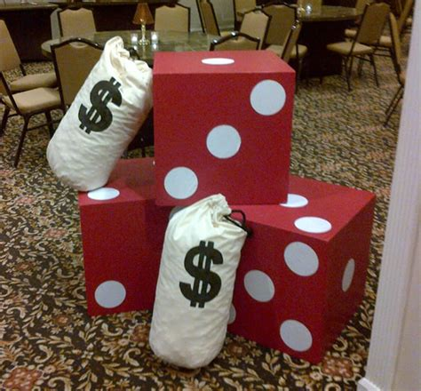 Casino Decoration Ideas by Casino Theme Services Casino Decorations And Props