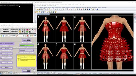 design clothes youtube fashion design aid system with application of interactive