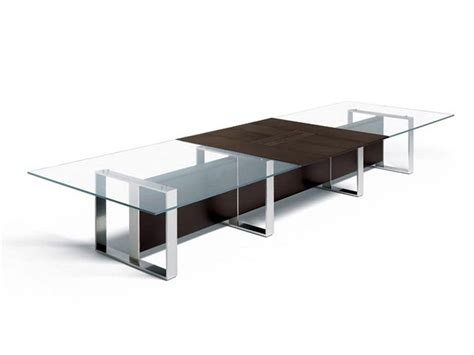 Office Meeting Desk Table Office Meeting Room Idfdesign