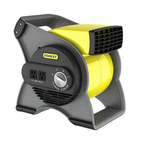 utility fan home depot stanley pivoting blower fan 655704 the home depot