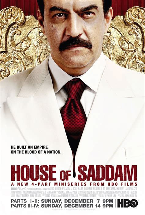 house of saddam movie poster monday house of saddam