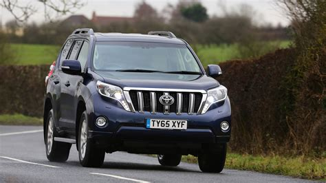 toyota uk used toyota land cruiser cars for sale on auto trader uk