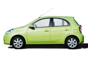 Nissan Micra Green Colour New 2011 Nissan Micra Autotribute