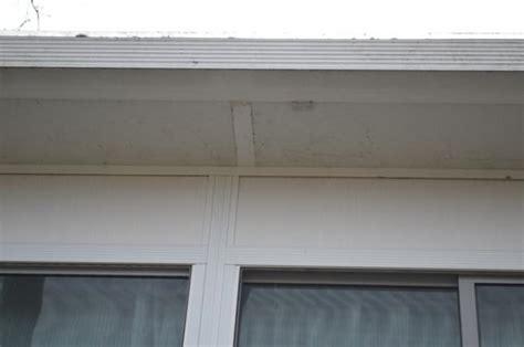 new sun room roof doityourself community forums - Sunroom Gutters