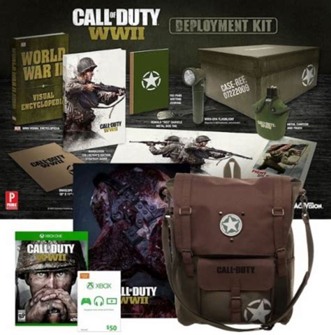 call of duty wwii ps4 pc xbox one zombies reddit tips guide unofficial books call of duty wwii gets a backpack bundle for xbox one ps4