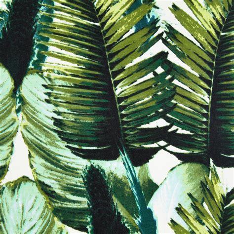 Leaf Print river island green palm leaf print bardot top in green lyst