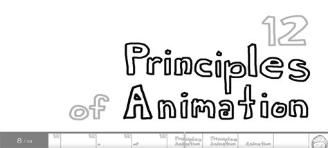 layout and animation techniques for watchkit the 12 principles of animation nfb blog