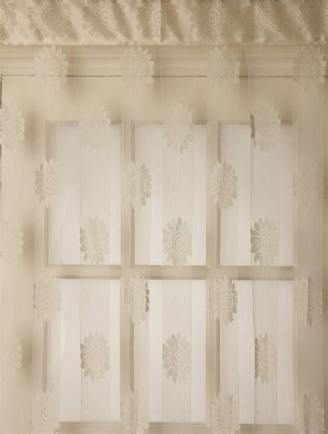cream string curtains sunny cream string panel net curtain 2 curtains