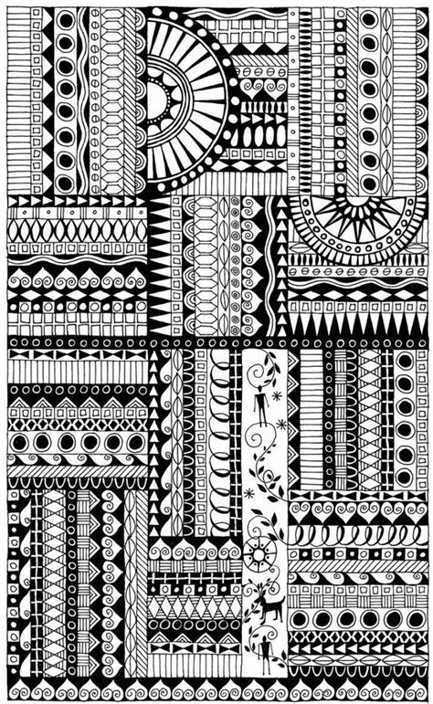 doodle lines 1000 images about zentangle pattern on