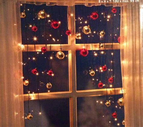 Weihnachtsdeko Fenster Led Vorhang by 25 Einzigartige Led Lichtervorhang Ideen Auf