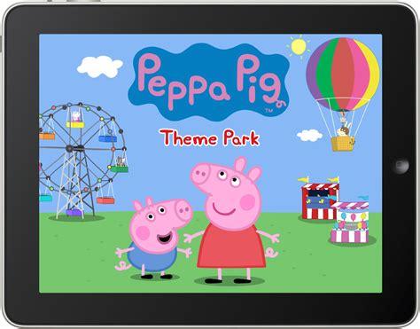 theme park peppa pig peppa pig theme park