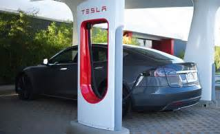 Electric Car Charging Stations Orange County Ca Tesla Model S Charger Blamed For Garage 187 Autoguide