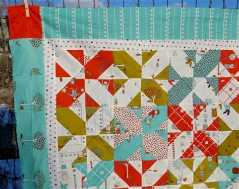 Baby Quilt Pattern Free by Disappearing Baby Quilt Tutorial