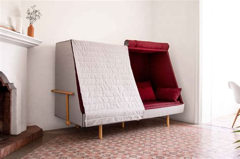space saving furniture for small living space they design
