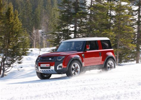land rover defender concept new land rover defender to arrive in 2016 as a concept