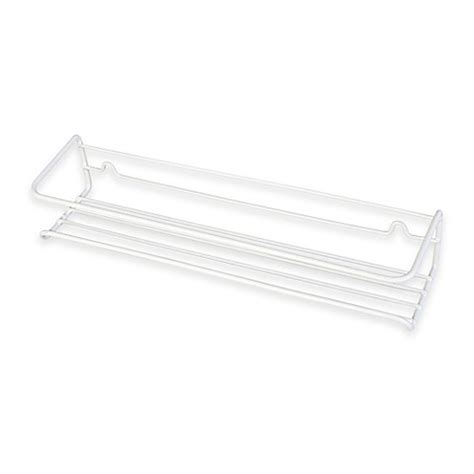 9 inch spice rack cabinet buy 3 inch cabinet door spice rack in white from bed bath