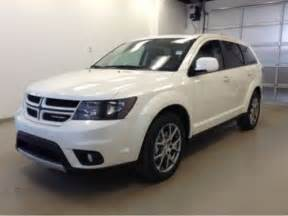 Dodge Journey Rt 2015 2015 Dodge Journey R T Lethbridge Alberta Used Car For