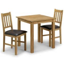 Attractive furniture square dining table between two simple wooden