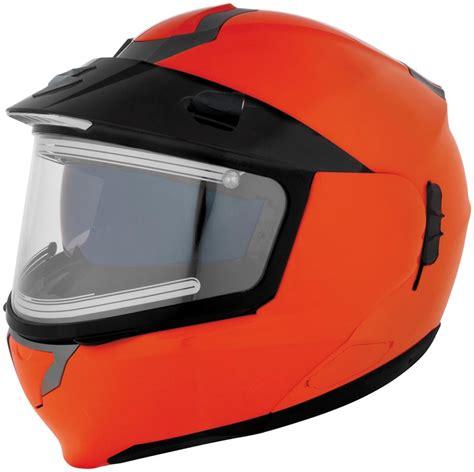 Ready Cp Exo Black scorpion exo 900 snow ready helmet int orange