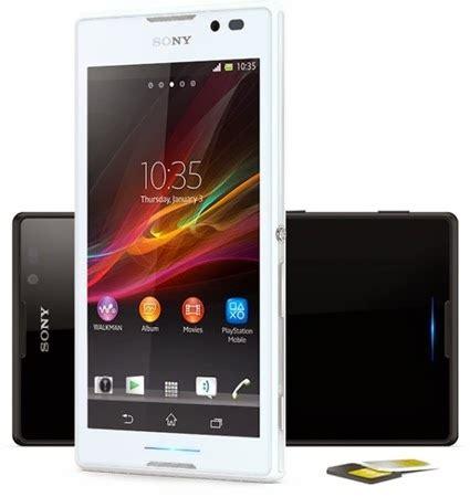 Handphone Sony Xperia C2 handphone terbaik sony xperia c